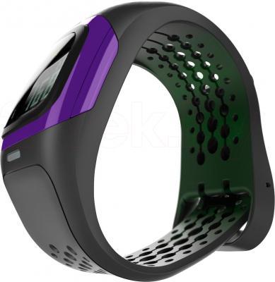 Пульсометр Mio Alpha (Purple) - вид сбоку