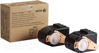Тонер-картридж Xerox 106R02611