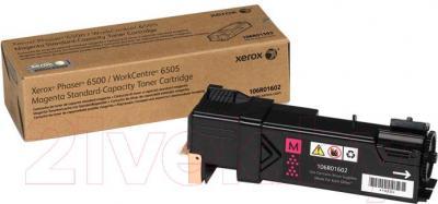 Тонер-картридж Xerox 106R01602