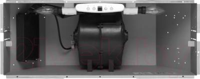 Вытяжка скрытая Best P760 (серый металлик)