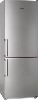 Холодильник с морозильником ATLANT ХМ 4524-080 N - общий вид