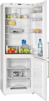 Холодильник с морозильником ATLANT ХМ 4524-080 N - в открытом виде