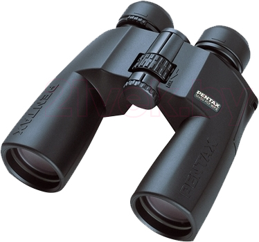 Бинокль Pentax 12х50 PCF WP II (MP65809) - общий вид