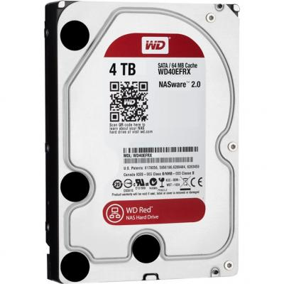 Жесткий диск Western Digital Red 4TB (WD40EFRX) - общий вид