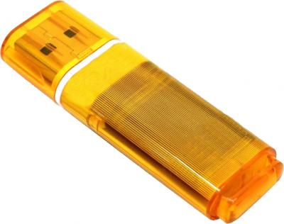 Usb flash накопитель Qumo Optiva 01 32GB (Orange) - общий вид