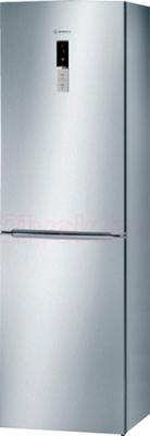 Холодильник с морозильником Bosch KGN39AI15R - общий вид