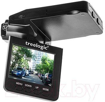 Автомобильный видеорегистратор Treelogic TL-DVR 2505 - дисплей
