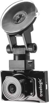 Автомобильный видеорегистратор Treelogic TL-DVR 2701 - крепление