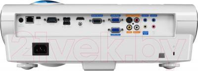 Проектор BenQ LX60ST - вид сзади