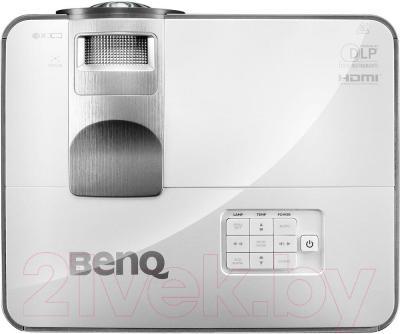Проектор BenQ MW820ST - вид сверху
