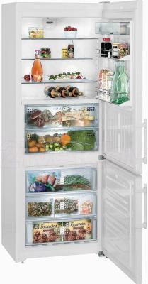 Холодильник с морозильником Liebherr CBNP 5156 - в открытом виде