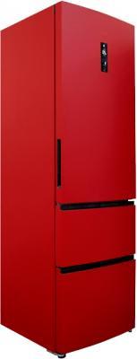 Холодильник с морозильником Haier A2FE635CRJ - общий вид