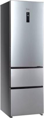 Холодильник с морозильником Haier A2FE635CFJ - общий вид