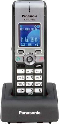 Дополнительная телефонная трубка Panasonic KX-TCA175RU - общий вид