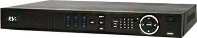 Видеорегистратор наблюдения RVi IPN8/2 - общий вид