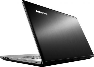 Ноутбук Lenovo IdeaPad Z710A (59399560) - вид сзади