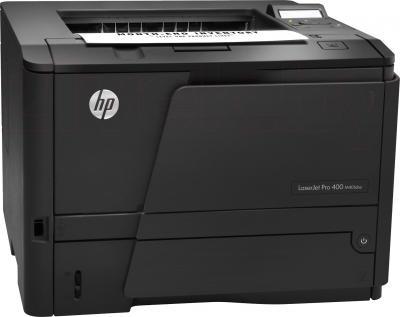Принтер HP LaserJet Pro 400 Printer M401dne (CF399A) - общий вид