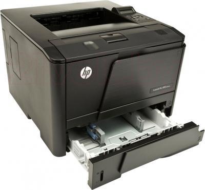 Принтер HP LaserJet Pro 400 Printer M401dne (CF399A) - с открытым лотком