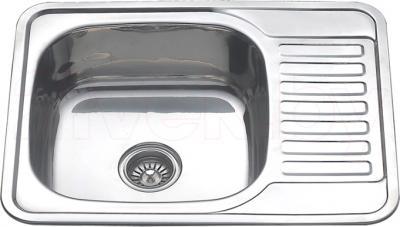 Мойка кухонная Melana MLN-6550 (0,6) - общий вид