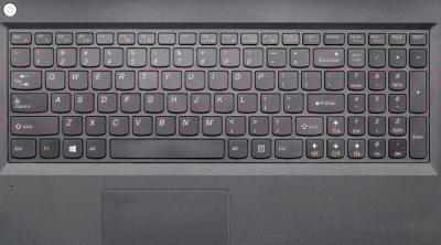 Ноутбук Lenovo B5400A (59405235) - клавиатура