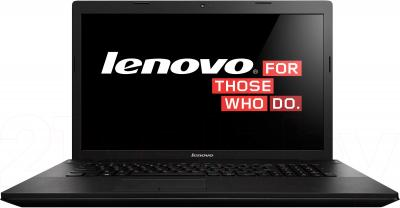 Ноутбук Lenovo G700A (59420805) - фронтальный вид