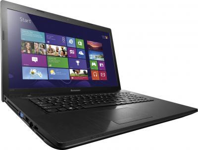 Ноутбук Lenovo G710A (59420841) - вид сбоку