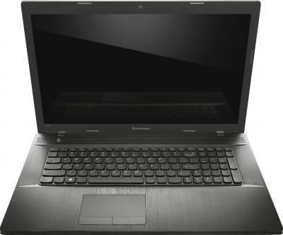 Ноутбук Lenovo G710G (59420711) - вид сверху