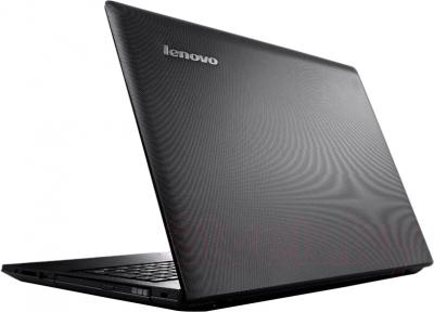 Ноутбук Lenovo Z50-70 (59421883) - вид сзади