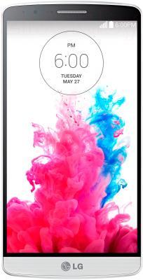 Смартфон LG G3 16GB / D855 (белый) - общий вид