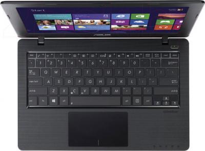 Ноутбук Asus X200MA-KX243H - вид сверху