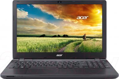 Ноутбук Acer E-series EX2510G-53DE (NX.EEYER.005) - фронтальный вид