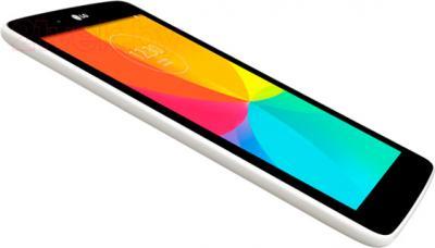 Планшет LG G Pad 7 V400 (LGV400.ACISWH) - вполоборота