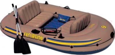 Надувная лодка Intex 68319NP Excursion 3 - общий вид
