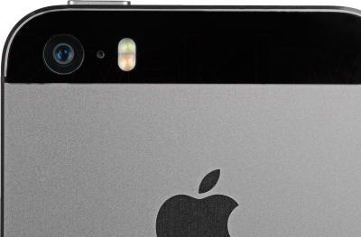 Смартфон Apple iPhone 5s (16GB, серый) - камера