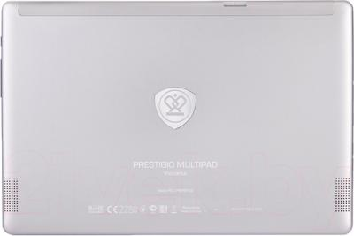 Планшет Prestigio MultiPad Visconte 32GB (PMP810EWH) - вид сзади