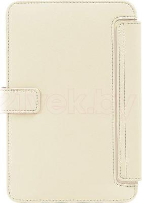 """Обложка для электронной книги Prestigio Universal Beige for 7"""" E-Reader (PECL0107BG) - вид сзади"""