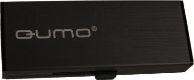 Usb flash накопитель Qumo Aluminium 32GB Black - общий вид