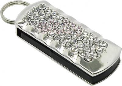 Usb flash накопитель Qumo Charm Series 32Gb Ice Crystal - общий вид