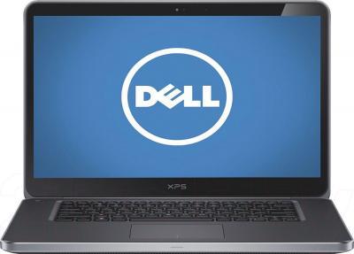 Ноутбук Dell XPS 15 (272180250) - фронтальный вид