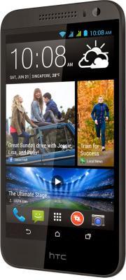 Смартфон HTC Desire 616 Dual (серый) - общий вид