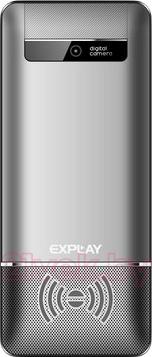 Мобильный телефон Explay MU240 (Gray) - задняя панель