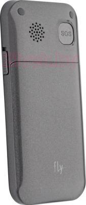 Мобильный телефон Fly Ezzy 5 (серый) - задняя панель