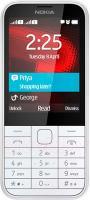 Мобильный телефон Nokia 225 Dual (белый) -