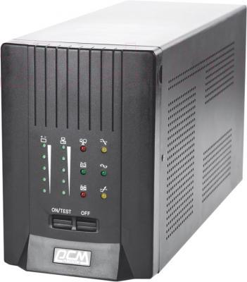 ИБП Powercom Smart King PRO SKP-2000A - общий вид