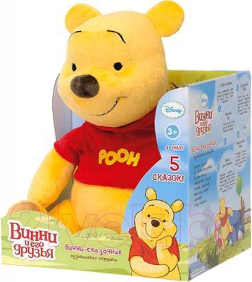 Мягкая игрушка Disney Винни-сказочник (VNN01\M) - упаковка