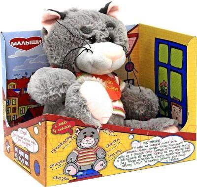 Интерактивная игрушка Dream Makers Кот-сказочник (КТС01\М) - общий вид