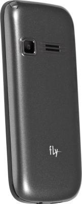 Мобильный телефон Fly TS107 (Silver) - вид сзади