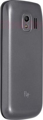 Мобильный телефон Fly TS110 (Silver) - задняя панель