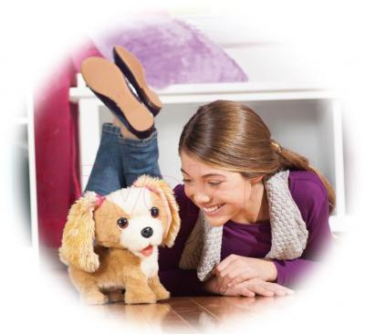 Интерактивная игрушка Hasbro FurReal Friends Озорной щенок (A0514) - игра с собачкой