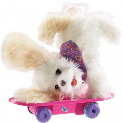 Интерактивная игрушка Hasbro FurReal Friends Трикси на скейтборде (A1649) - общий вид